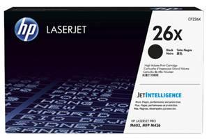 HP CF226X 26X [OEM] Genuine Toner Cartridge for LaserJet M402 M426