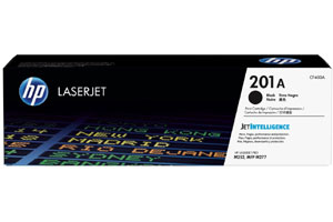 HP CF400A 201A Black [OEM] Genuine Toner for Laserjet M277 M252