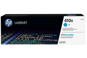 HP CF411X OEM Genuine High Yield Cyan Toner Cartridge for M452 M477