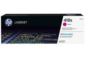 HP CF413X OEM Genuine High Yield Magenta Toner Cartridge for M452 M477
