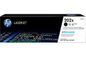 HP CF500X 202X Black [OEM] Genuine Toner Cartridge - M280 M281 M254