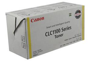 Canon CLC-1100 [OEM] Genuine Yellow Toner Bottle CLC-1100 1110 1120
