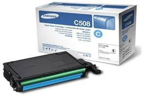 Samsung CLT-C508L Cyan [OEM] Genuine Toner Cartridge CLP-620 CLP-670 Printers