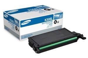 Samsung CLT-K508L Black [OEM] Genuine Toner Cartridge CLP-620 CLP-670 Printers