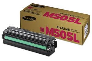 Samsung CLT-M505L OEM Genuine Magenta Toner Cartridge C2620DW