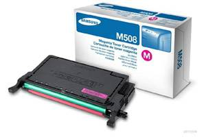 Samsung CLT-M508L Magenta [OEM] Genuine Toner Cartridge CLP-620 CLP-670 Printers