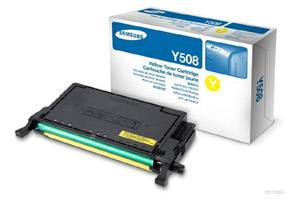 Samsung CLT-Y508L Yellow [OEM] Genuine Toner Cartridge CLP-620 CLP-670 Printers