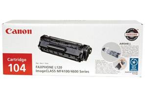 Canon 104 [OEM] Genuine  Toner Cartridge for L90 ImageClass MF4150