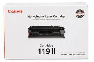 Canon 119 II [OEM] Genuine High Yield Toner Cartridge for MF5950dw
