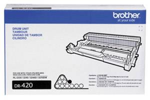 Brother DR-420 [OEM] Genuine Drum Unit for HL-2220 2230 2240D 2270DW