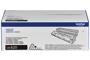 Brother DR-820 [OEM] Genuine Drum Unit DCP-L5500 HL-L5000 MFC-L5700