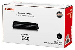 Canon E40 E-40 [OEM] Genuine Laser Toner Cartridge