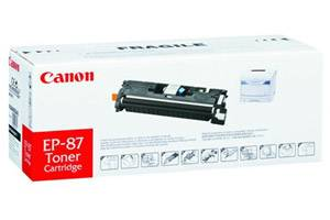 Canon EP-87 [OEM] Genuine Black Toner for ImageClass 8180C MF8170C