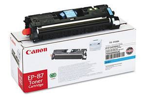 Canon EP-87 [OEM] Genuine Cyan Toner for ImageClass 8180C MF8170C