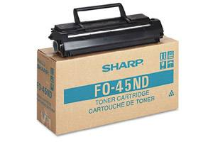 Sharp FO-45ND FO45ND [OEM] Genuine Toner Cartridge FO-4500 5500 5600 6500 6550 6600