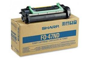 Sharp FO-47ND FO47ND [OEM] Genuine Toner Cartridge FO-4650 4700 4970 5550 5700 5800