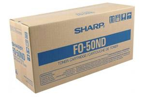 Sharp FO-50ND FO50ND [OEM] Genuine Toner Cartridge FO-4400 FO-4470 FO-DC500 FO-DC600