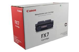 Canon FX-7 [OEM] Genuine Toner Fax Cartridge for LaserClass 710 720