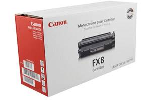 Canon FX-8 [OEM] Genuine Toner Fax Cartridge for L400 LASERCLASS 510