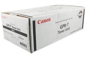 Canon GPR-7 [OEM] Genuine Toner Cartridge for ImageRunner 105 85 8500