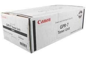 Canon GPR-7 [OEM] Genuine Toner Cartridge for ImageRunner 105 85 8500