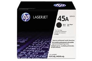 HP Q5945A / 45A [OEM] Genuine Toner Cartridge for LaserJet 4345 4345X