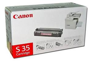 Canon S-35 [OEM] Genuine Toner Fax Cartridge for FAX L400 PC-D320