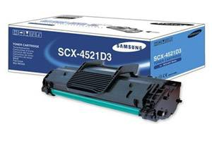 Samsung SCX-4521D3 SCX4521D3 [OEM] Genuine Toner Cartridge for SCX-4321 SCX-4521