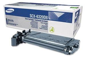 Samsung SCX-6320D8 [OEM] Genuine Toner Cartridge for SCX-6120 6220 6320 6322 6520