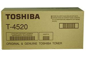 Toshiba T-4520 [OEM] Genuine Toner Cartridge e-Studio 353 453 Copier