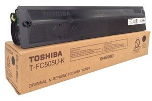 Toshiba T-FC505U-K [OEM] Genuine Black Toner Cartridge