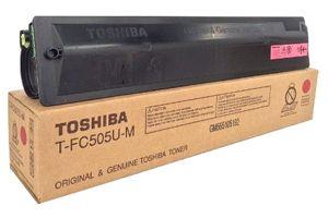 Toshiba T-FC505U-M Magenta [OEM] Genuine Toner Cartridge