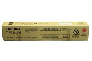 Toshiba T-FC30U-M [OEM] Genuine Magenta Toner Cartridge e-Studio 2050C