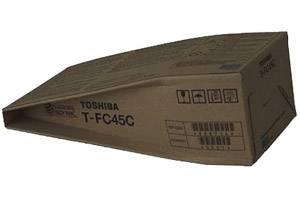 Toshiba T-FC45-C [OEM] Genuine Cyan Toner Cartridge for e-Studio 4500C 5500C