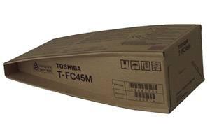 Toshiba T-FC45-M [OEM] Genuine Magenta Toner Cartridge for e-Studio 4500C 5500C
