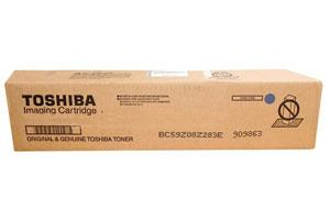 Toshiba T-FC65-C [OEM] Genuine Cyan Toner Cartridge for e-Studio 5540C 6540C 6550C