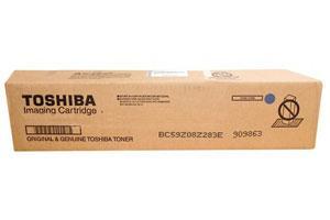 Toshiba T-FC65-C Original Cyan Toner Cartridge for e-Studio 5540C 6540C 6550C