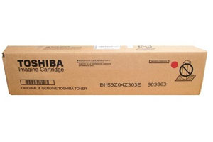 Toshiba T-FC65-M [OEM] Genuine Magenta Toner Cartridge for e-Studio 5540C 6540C 6550C