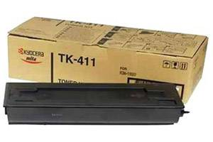 Kyocera Mita TK-411 TK411 [OEM] Genuine Toner Kit for KM-1620 1635 1650 2020 2035 2050