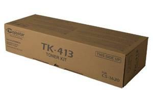 Copystar TK-413 [OEM] Genuine Toner Kit for Copystar 1620 1635 1650