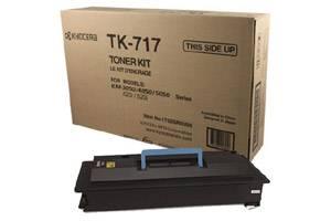 Kyocera Mita TK-717 [OEM] Genuine Toner Cartridge KM-3050 4050 5050 TASKalfa 420i 520i