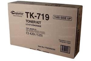 Copystar TK-719 [OEM] Genuine Toner Cartridge for CS-420i 520i CS-3050