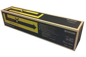 Kyocera Mita TK-8507Y OEM Genuine Yellow Toner Cartridge