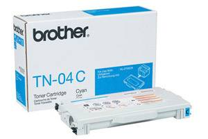 Brother TN-04C [OEM] Genuine Cyan Toner Cartridge for HL-2700CN