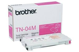 Brother TN-04M [OEM] Genuine Magenta Toner Cartridge for HL-2700CN