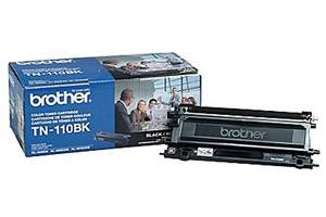 Brother TN-110 Black [OEM] Genuine Toner Cartridge for DCP-9040 9045