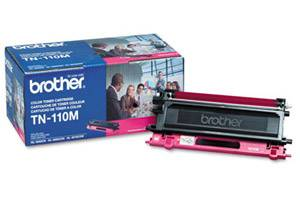 Brother TN-110 Magenta [OEM] Genuine Toner Cartridge for DCP-9040 9045