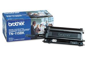 Brother TN-115 Black [OEM] Genuine High Yield Toner Cartridge DCP-9040