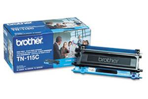 Brother TN-115 Cyan [OEM] Genuine High Yield Toner Cartridge DCP-9040