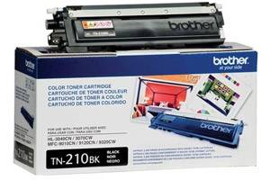 Brother TN-210BK Black [OEM] Genuine Toner Cartridge for HL-3070CW